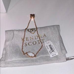 Kendra Scott Adjustable elaina bracelet